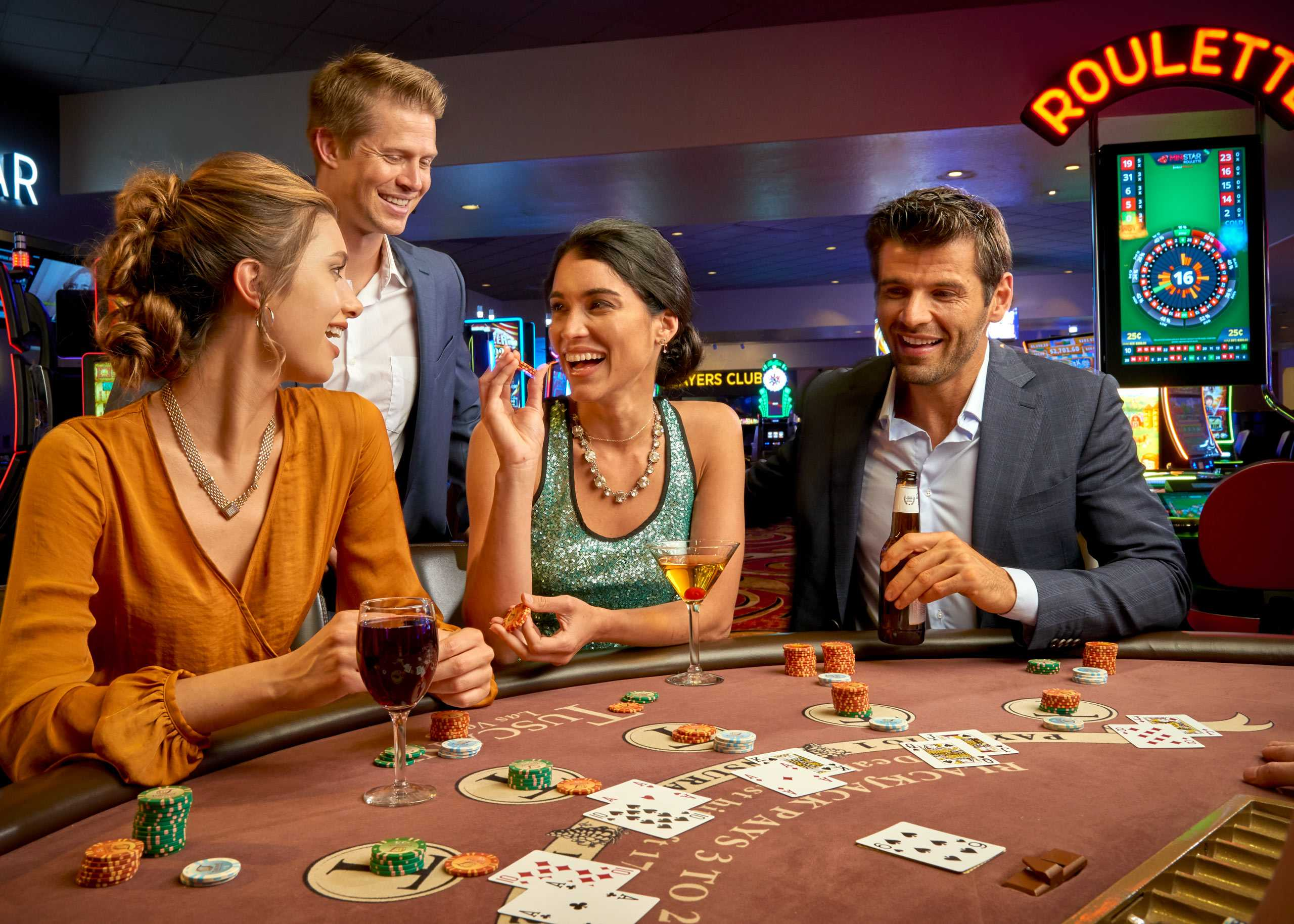 Live Casino Gaming at The Tuscany Suites and Casino in Las Vegas