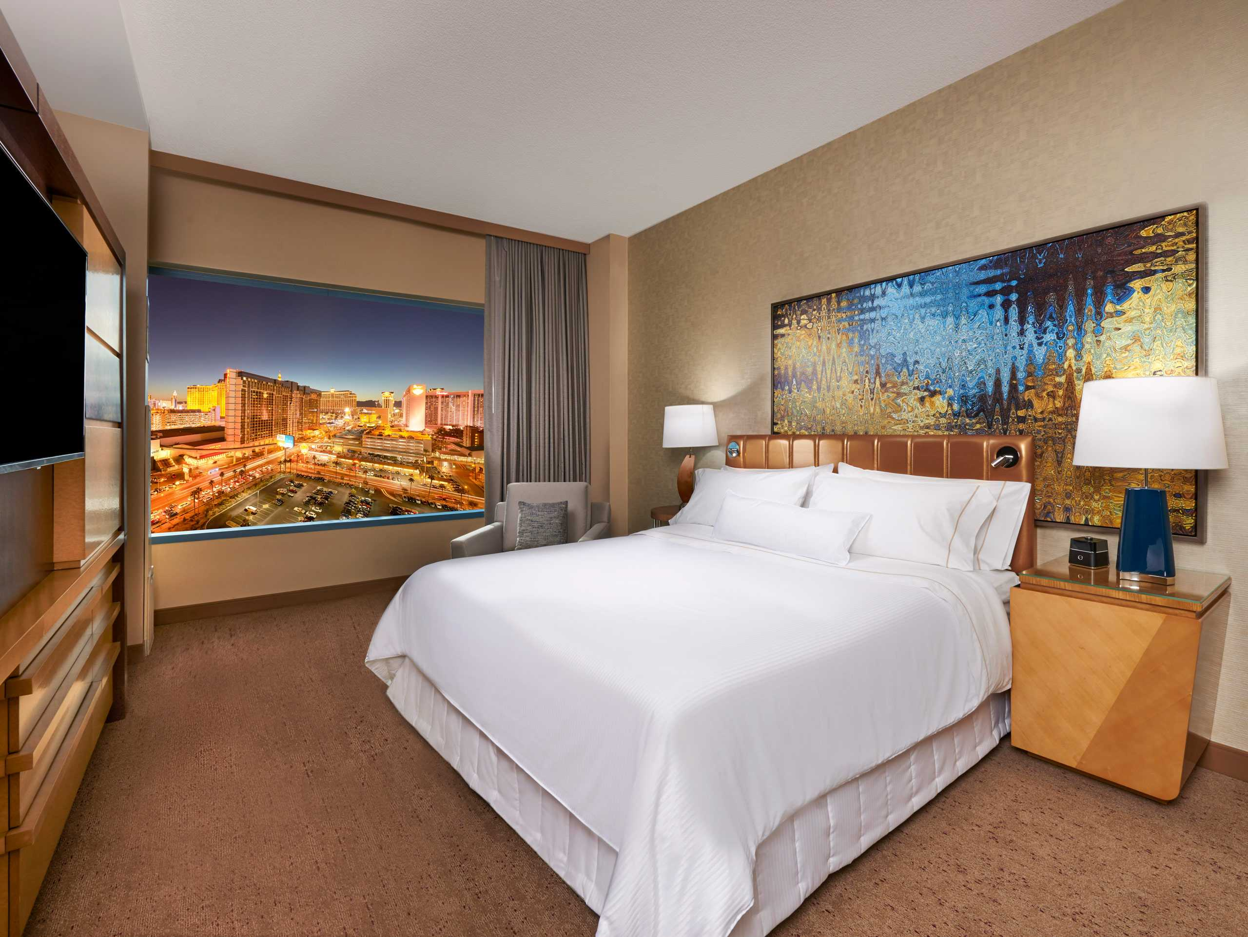 One of the Executive Suites at The Westin Hotel and Spa Las Vegas