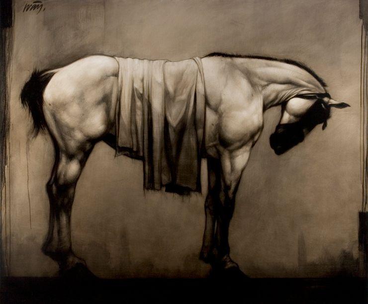 The Bow Study - Artist: James McLaughlin Way