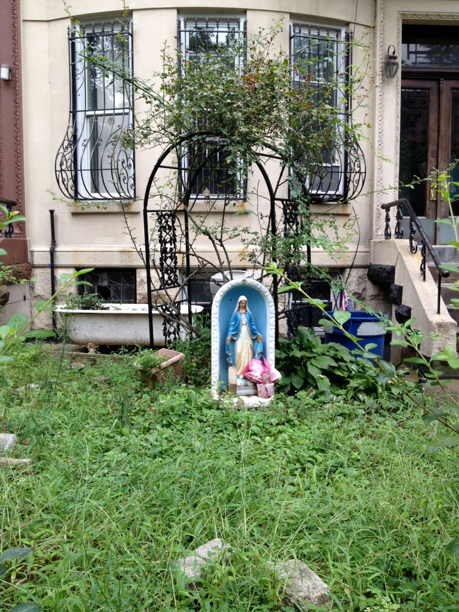 Garden Mother Mary