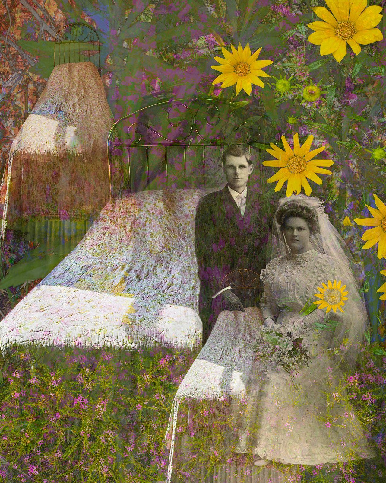 Bridal Bed 2
