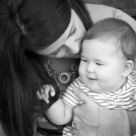 Tucson newborn baby mom photography