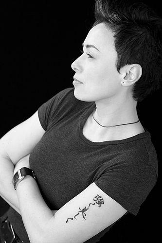 Tucson tattoo portrait photography