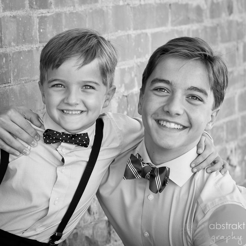 Tucson child sibling brother portrait photography