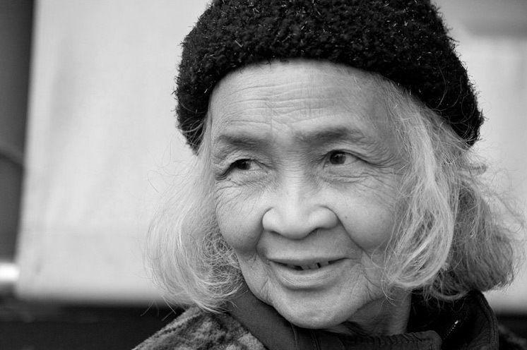 Tucson elderly portrait photography