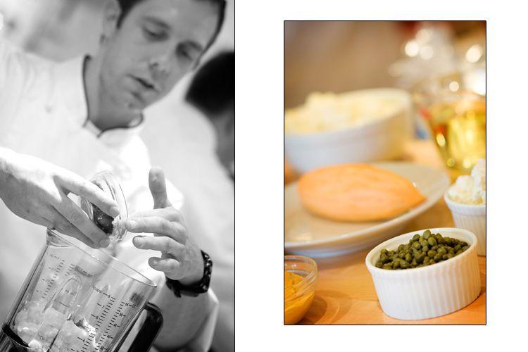 Tucson event chef photography