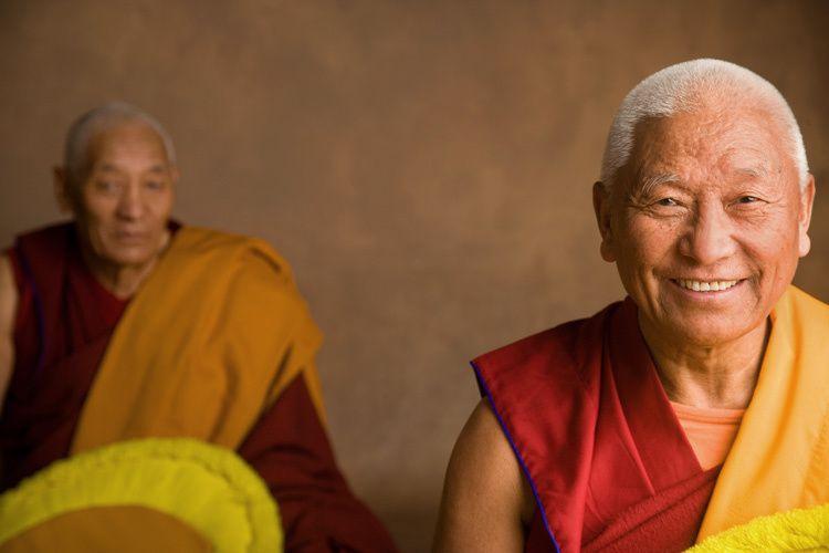 Tucson monk portrait photography