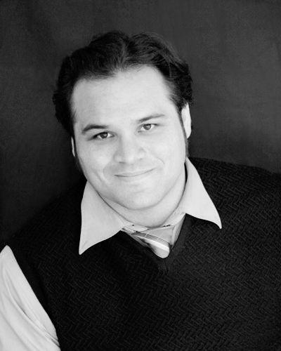 Tucson actor portrait photography