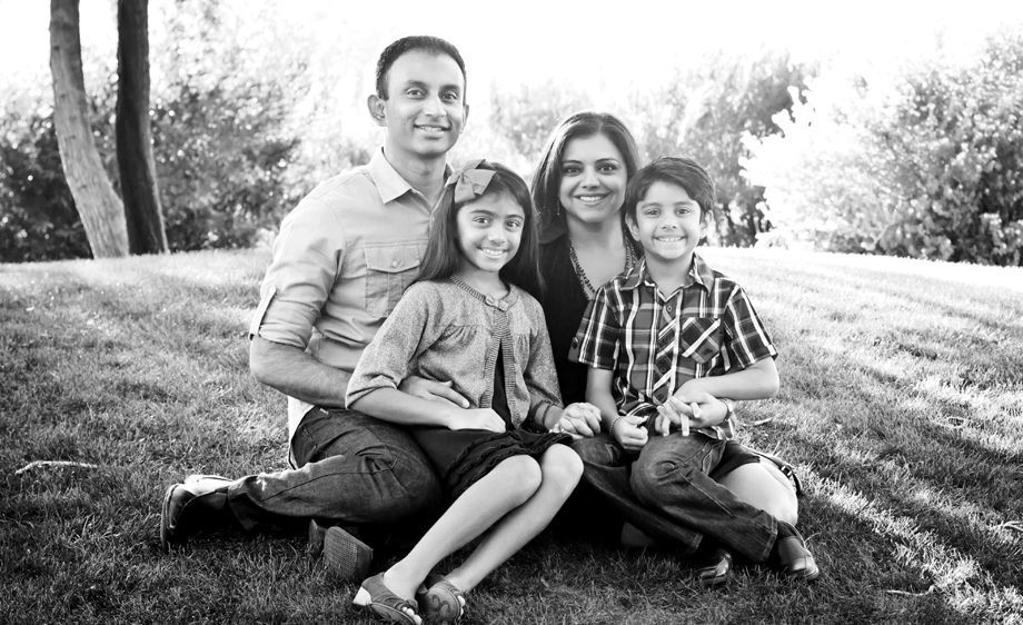 Tucson family portrait photography