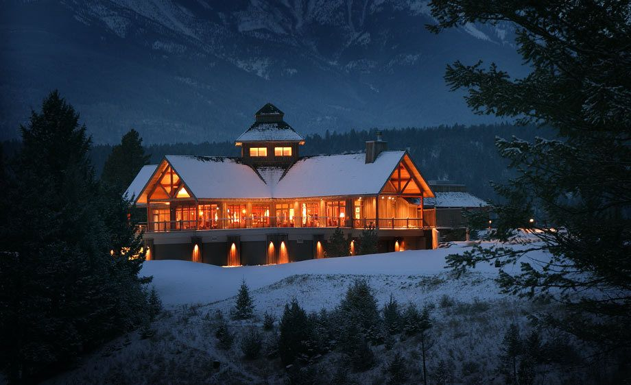 The Clubhouse at Eagle Ranch Resort, Invermere, British Columbia