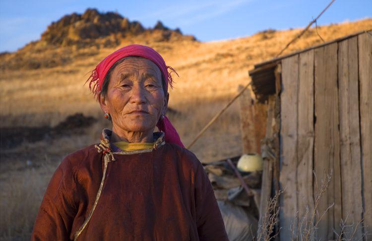 Khustain, Mongolia