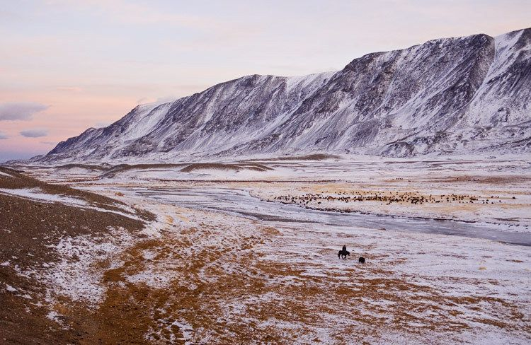 Tavan Bogd, Mongolia