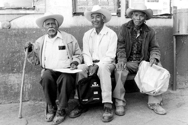 Tres Caballeros, Guanajuato, Mexico