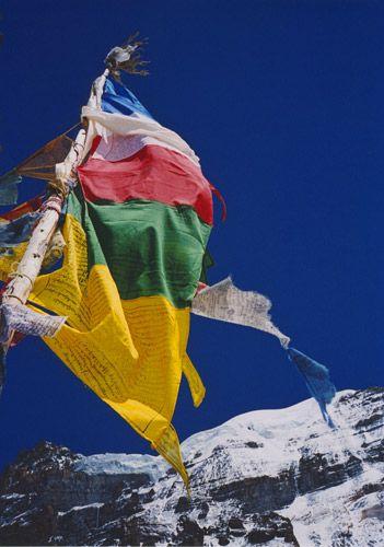 Thorong La, Nepal