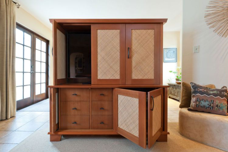 Custom Designed CabinetryClient: Moore Design Group