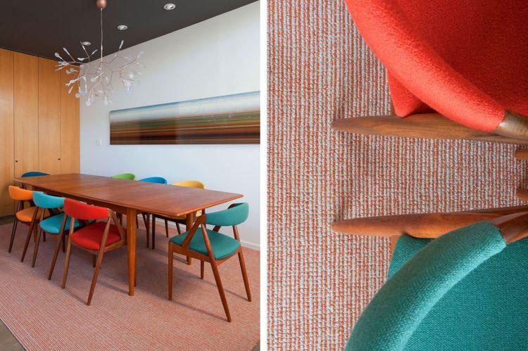 Custom Rug DesignClient: Nystrom Design