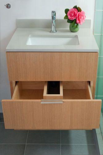 Bathroom RemodelClients: Suzy Baur Design & Lignum Vitae