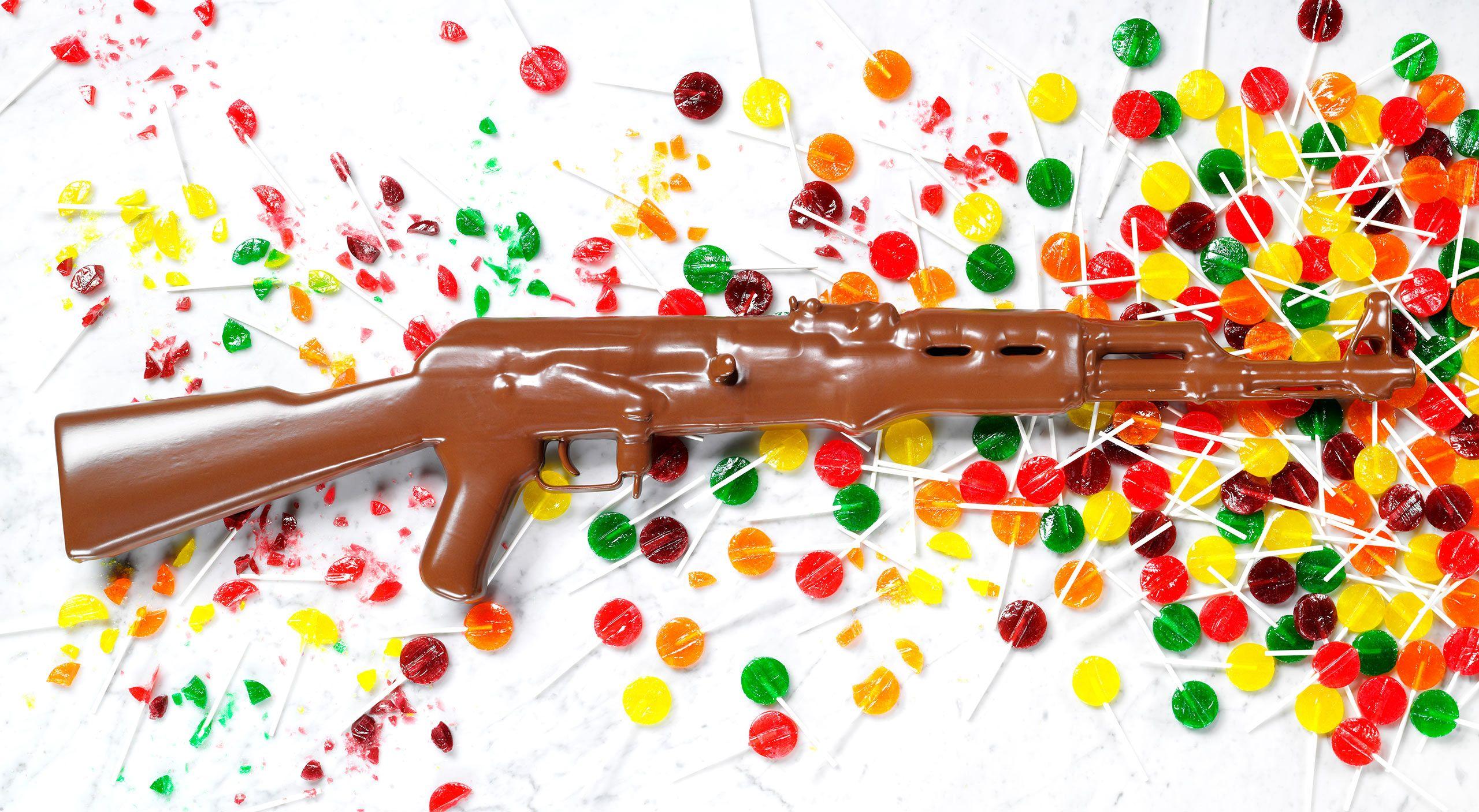 Chocolate Machine Gun