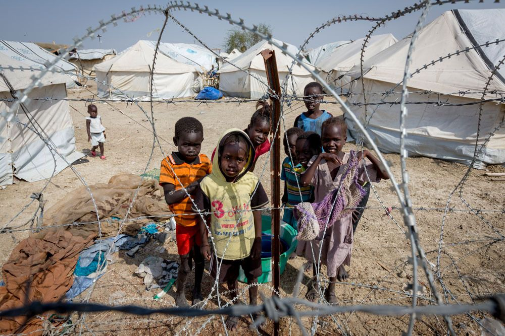 Malakal POC Camp, South Sudan