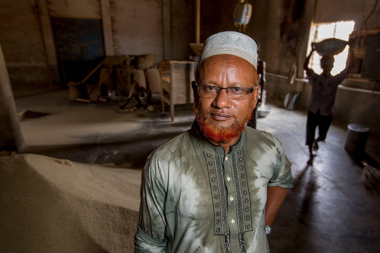 IRRI Success Stories in Bangladesh - The Miller