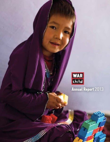 War Child Canada Anual Report 2013