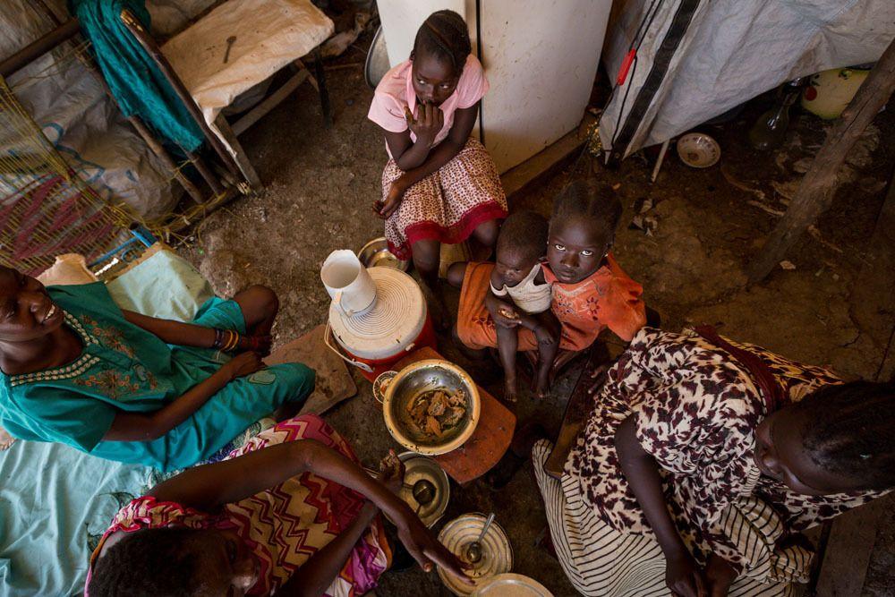 Malakal POC Camp, South Sudan