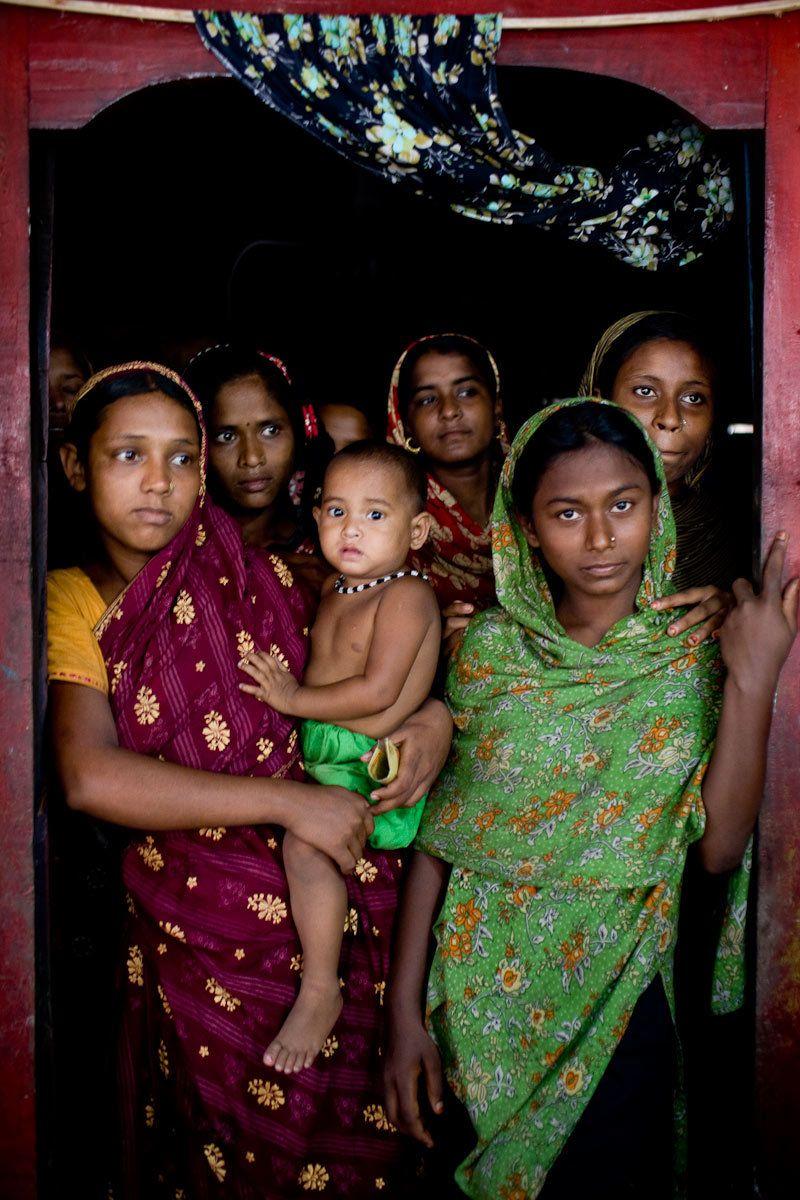 Emergency Immunizations, Nissan Baria, Bangladesh