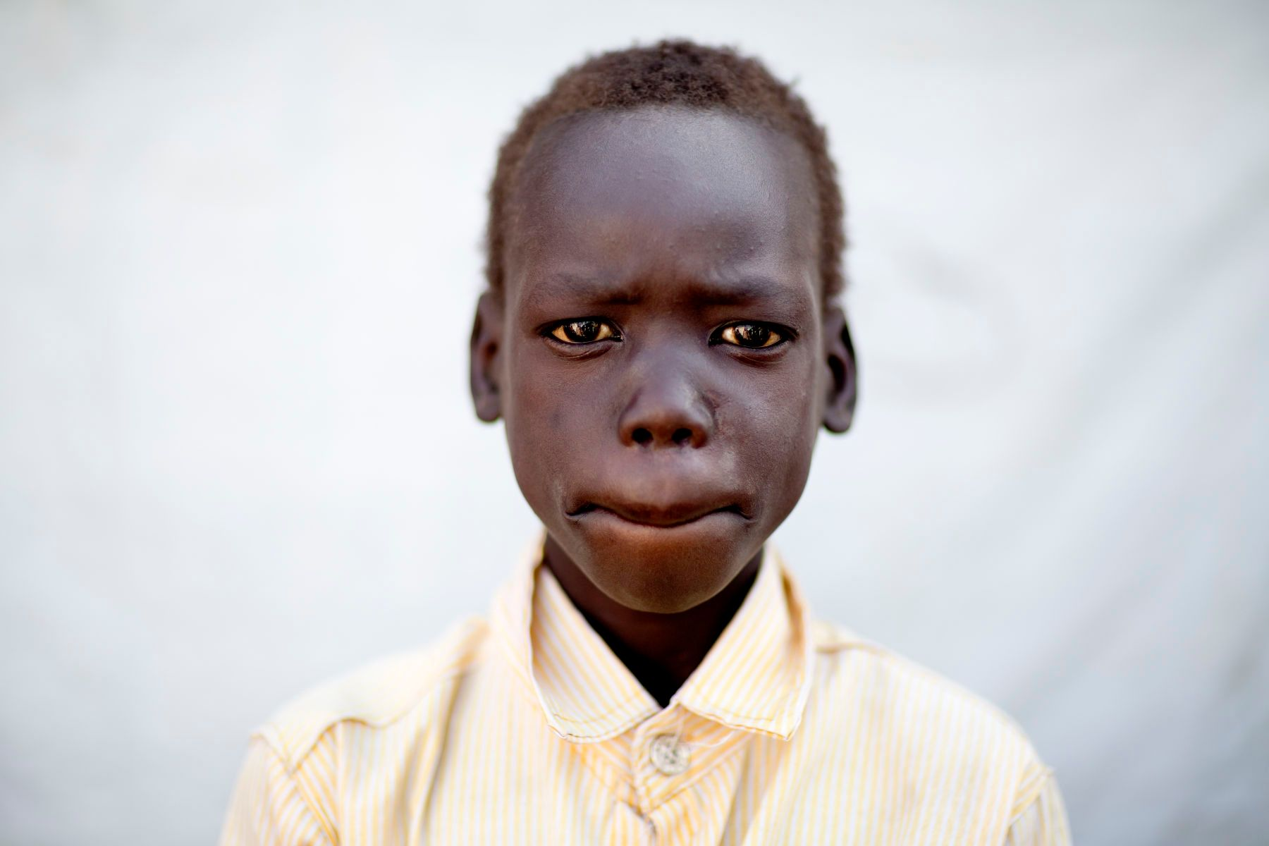 Malakal POC Camp Portraits
