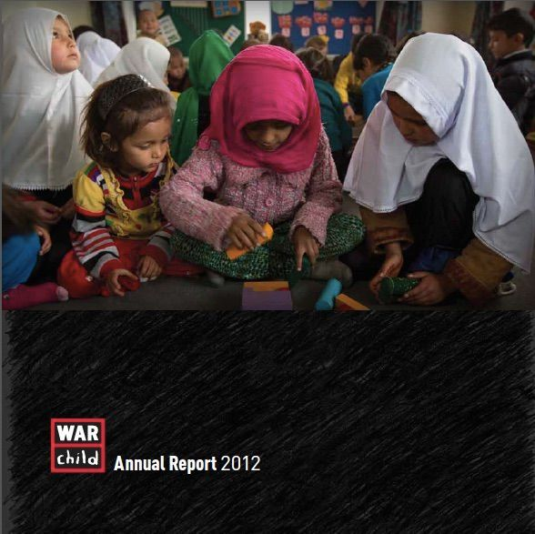 War Child Canada Anual Report 2012