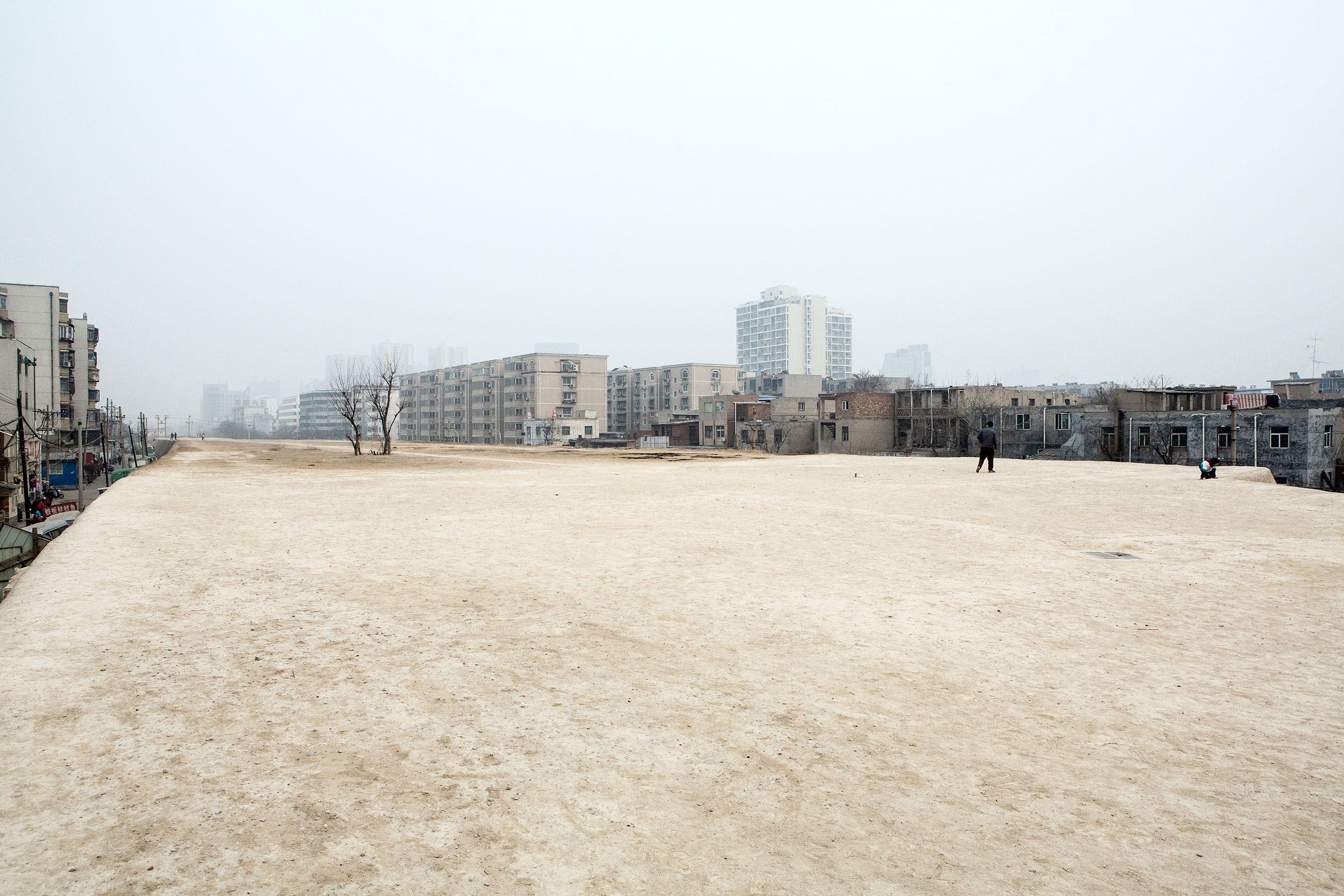 Zhengzhou Wall