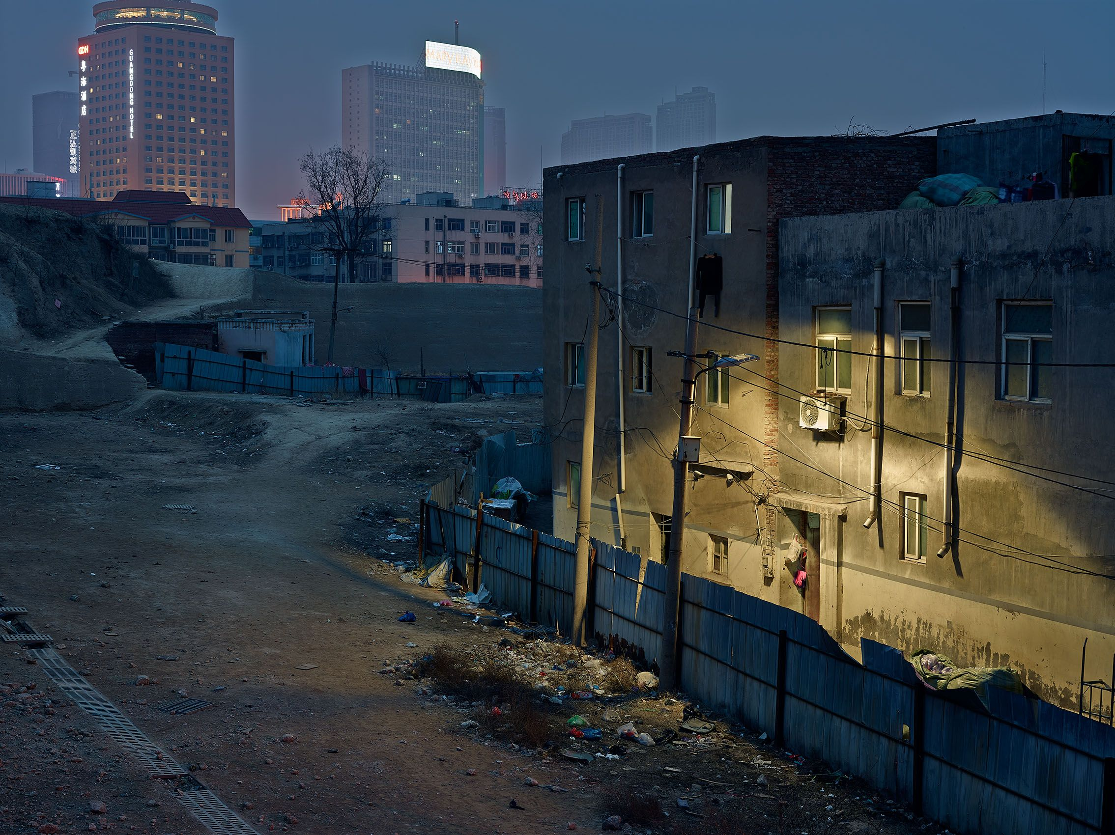 Zhengzhou Night