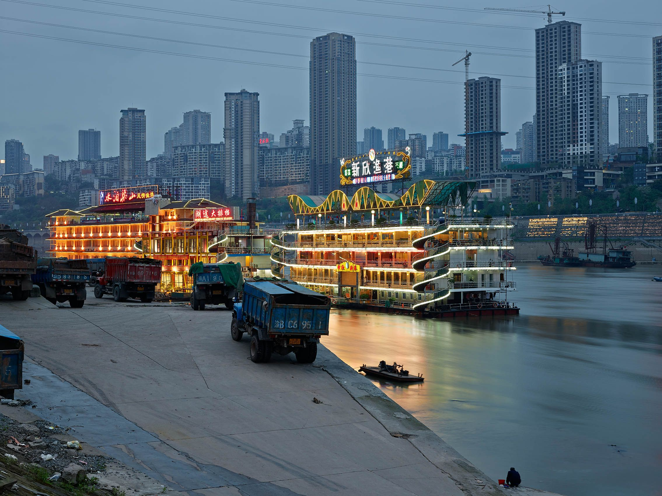 Chongqing River Life