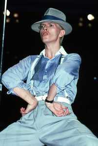 David BowieMadison Square GardenNYC 1983