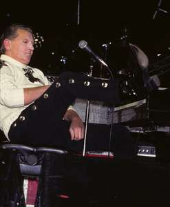 Jerry Lee LewisThe RitzNYC 1989