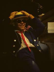 Elton JohnMadison Square GardenNYC 1983