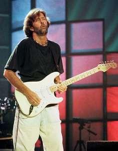 Eric Clapton RainbowMadison Square Garden NYC 1995