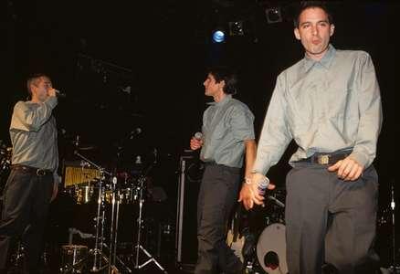 Beastie BoysJune 11, 1986