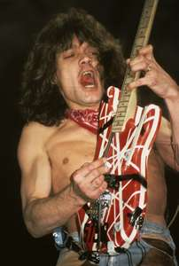 Eddie Van HalenMadison Square GardenNYC 1984