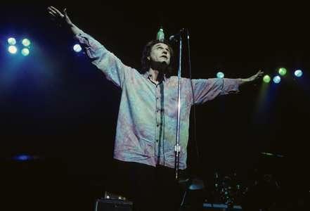 Ray DaviesBeacon TheatreNYC 1983