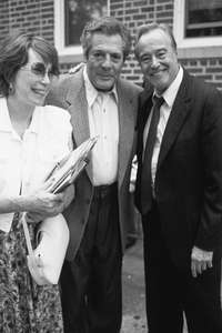 Shirley MacLaineMarcello Mastroianni and Jack Lemmon Used PeopleAstoria, NYC 1991