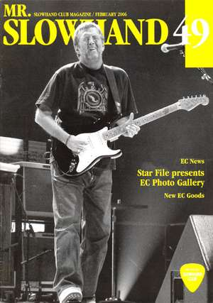 Slowhand Club Magazine
