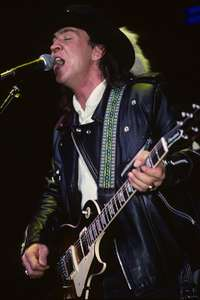 Stevie Ray VaughanThe PalladiumNYC 1988