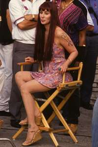 Cher, FaithfulNYC 1995