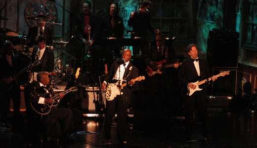 B.B. KingBuddy Guy Eric ClaptonThe Waldorf AstoriaNYC 2005