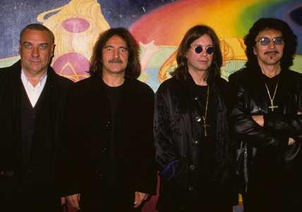 Black SabbathElectric Lady StudiosNYC 1998