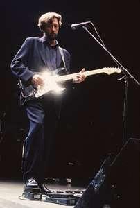 Eric Clapton Burst Philadelphia 1992