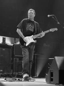 Eric Clapton with CreamMadison Square GardenNYC 2005