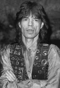 Mick JaggerThe RitzNYC 1985