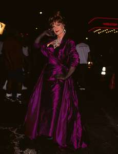 Patrick SwayzeTo Wong Foo,Thanks for Everything,Julie NewmarEast Village, NYC 1994