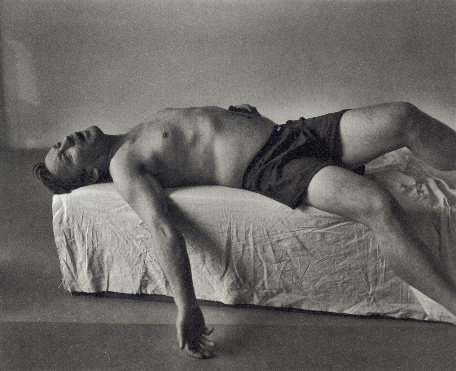 "MARTIN KIPPENBERGER ""THE RAFT OF THE MEDUSA"" 5© ELFIE SEMOTAN"